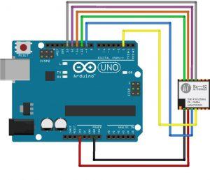 Wiring diagram lora arduino